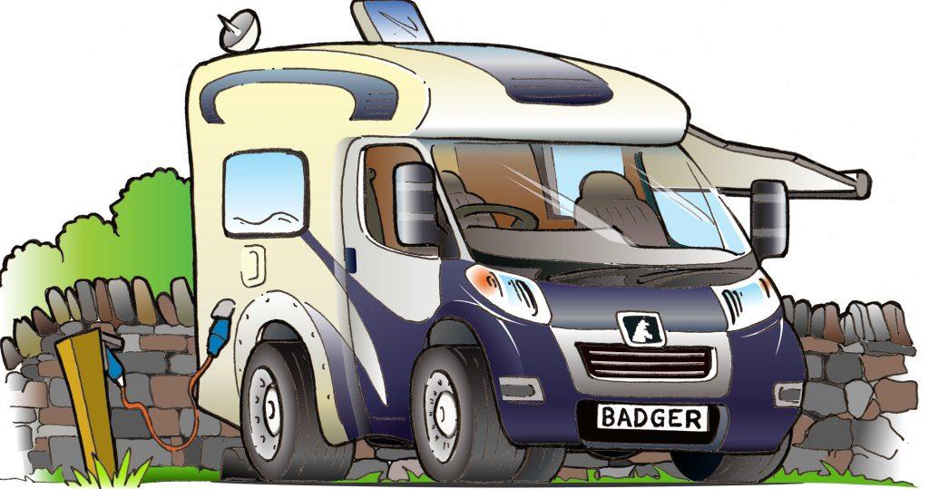 Camper Van single